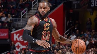 Cavs Tie Franchise Record 13 Game Win Streak! LeBron 32 Pts 11 Rebs 9 Asts! 2017-18 Season