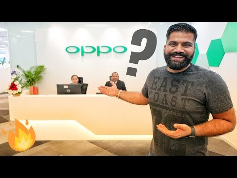 Oppo India R&D Center Visit R17 Pro Giveaway 🔥🔥🔥
