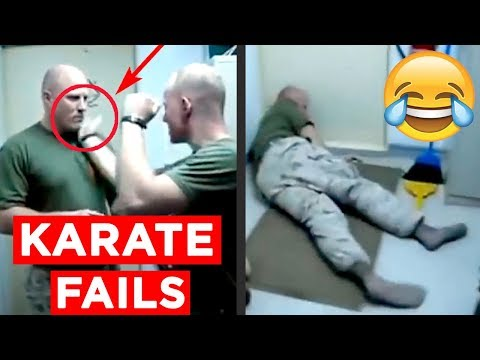 KUNG FU KARATE FAILS!!   Candid Viral Blooper Videos From IG, FB, Snapchat And More!   Mas Supreme