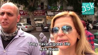 Israelis: Is the occupation destroying Israel?