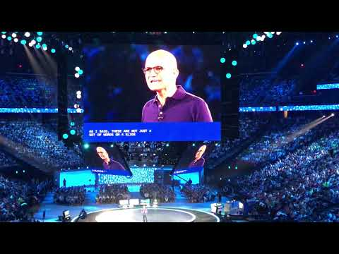 """Xxx Mp4 Microsoft Inspire 2018 Core Note """"Microsoft CEO Satya Nadella"""" 3gp Sex"""