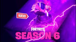 **TEMPORADA 6** TEASER OFICIAL! SKIN de DJ en FORTNITE: Battle Royale ??
