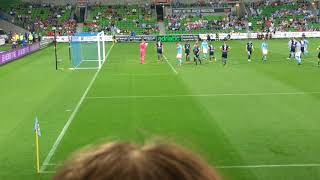 Sublime skills from Daniel Arzani against Sydney FC