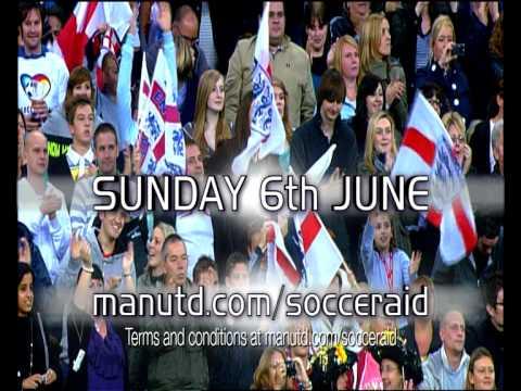 Soccer Aid 2010 advertisement