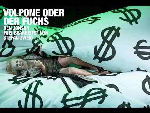 Volpone oder Der Fuchs (Ben Jonson, frei bearbeitet von Stefan Zweig)