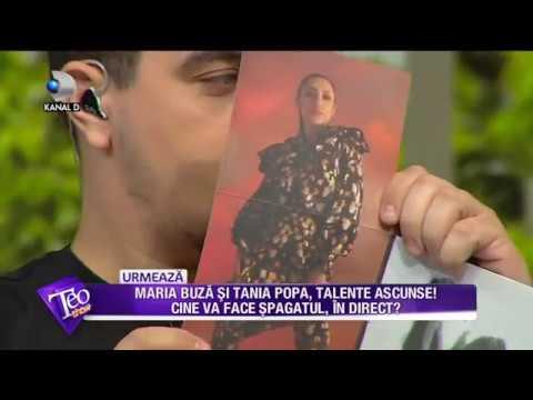 Teo Show (07.04.2017) - Andra, dezvaluiri din viata de familie! Editie COMPLETA