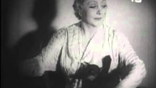 W starym kinie -  Panienka z poste restante (1935)