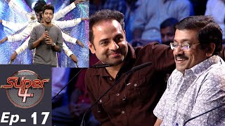 Super 4 I Ep 17 - Some amazing talents being showcased I Mazhavil Manorama
