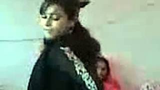 indin Danc with Home  Deshi Girl1