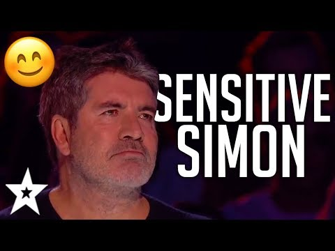 Simon Cowell s NICEST Moments On Britain And America s Got Talent Got Talent Global