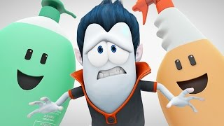 Funny Animated Cartoon | Brand New Spookiz Culas Kitchen Chemical Nightmare | Cartoon for Children