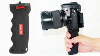 طريقة عمل حامل كاميرا متحركة لتصوير الفيديو بدون تكلفة