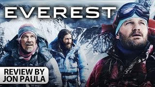 Everest -- Movie Review #JPMN
