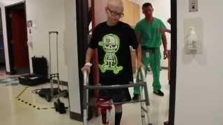 Jaysen's Story: Limb Lengthening Procedure
