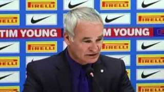 Ranieri: 'Occhio a Moralez...' VIDEO