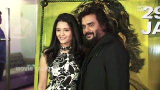 R Madhavan & Ritika Singh At Saala Khadoos Special Screening