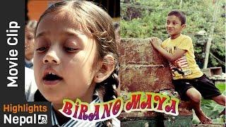 Balyakaal Ko Maya - New Nepali Movie BIRANO MAYA Scene 2016/2073