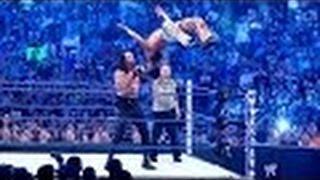 WWE WrestleMania 25 - Undertaker VS Shawn Michaels 720p HD