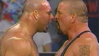 Bill Goldberg (WCW) vs. Scott Norton (nWo B&W) [Nitro - 25th Jan 1999]