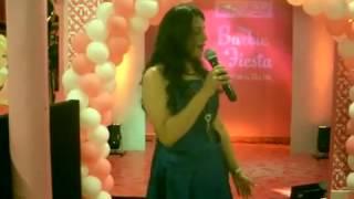 Sugandh Sharma hosting barbie fiesta at Hamleys 360p