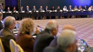 البيان الختامي للمعارضة السورية يؤكد على ضرورة رحيل الأسد مع بدء المرحلة الانتقالية