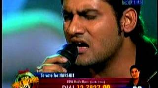 Jo Haal Dil Ka | Harshit Saxena | Voice of India | Fabulous Singing