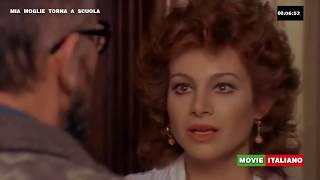 Carmen Russo - Mia moglie torna a scuola - Commedia