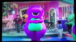 Opening & Closing To Be My Valentine, Love Barney 2000 VHS
