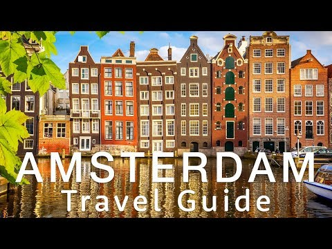 AMSTERDAM Essential Travel Guide by Holiday Extras