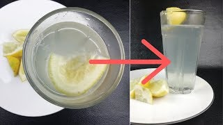 Can Lemon water lose your Weight or not!!!