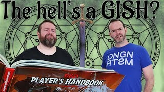 the hell's a GISH? multi-class 5e Dungeons & Dragons Characters - Web DM