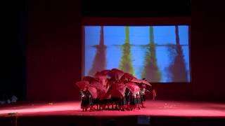 Chinese Umbrella Dance - UKG Kids