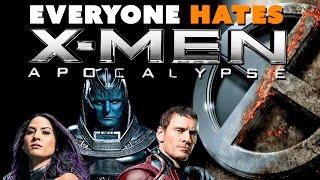Everyone HATES X-Men Apocalypse? - The Know