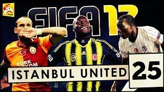 #25 FEYENOORD İSTANBUL'DA 🏆 FIFA 17 DEVLER LİGİ