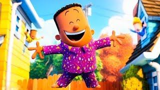 Captain Underpants The Movie 'Saturday Song' Trailer (2018) HD