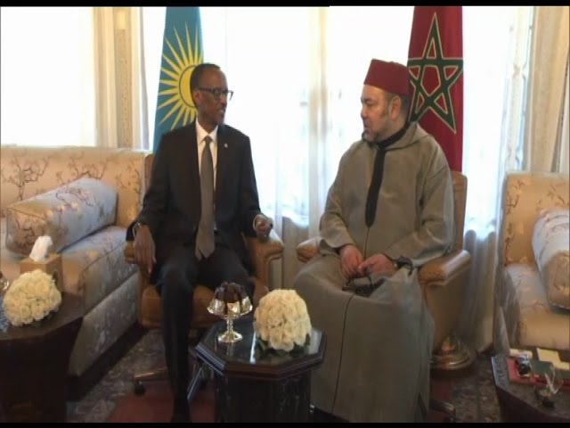 Renforcer la coopération entre Rabat et Kigali
