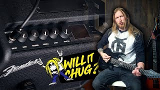 WILL IT CHUG? - Fender Mustang GT40