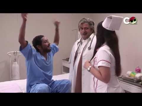 Nana Patekar Comedy Video - Funny Hot Nurse faces Nana Rage - Comedy One