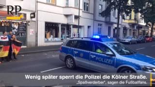 Autokorso Leverkusen-Opladen