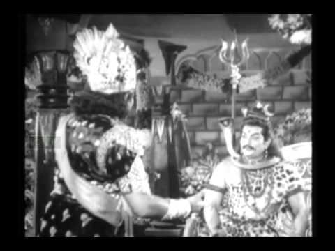 Usha Parinayam | ఉషా పరిణయము | Usha | Anirudha | Banasura | Lord Shiva | Telugu Movie