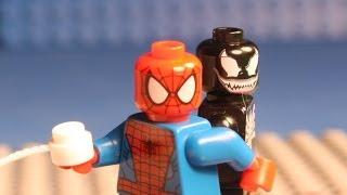 Lego Spider-Man: Venom Begins