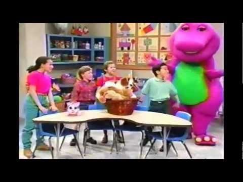 Barney Song Let s Take Care of Our Pets