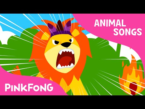 Xxx Mp4 The Lion Animal Songs PINKFONG Songs For Children 3gp Sex