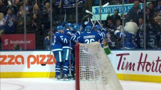Gardiner end wild game between Maple Leafs and Jets in OT
