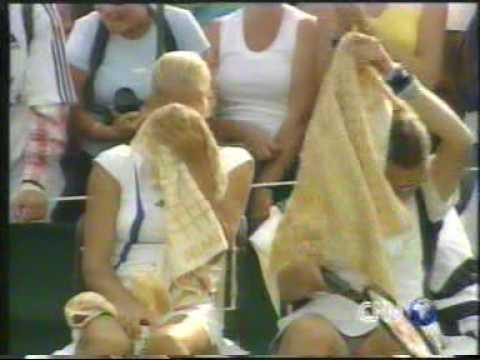 Funny Tennis Nude