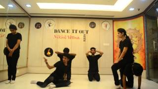 Zinda ho tum - Miming Act by Dance it Out students