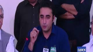 Bilawal ka Islamabad mein press conference