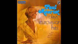 Paul Mauriat Plays Eurovision Hits (Holland 1979) [Full Album]