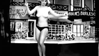 Burlesque Stripper Candy Barr [HOT] ( Music - The Stroll)