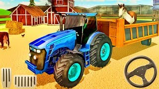 Farm Animal Transport Tractor - Zoo Simulator - Android GamePlay
